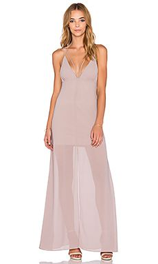 Shop for WYLDR Stay With Me Plunge Maxi Dress in Pink at REVOLVE. Free 2-3 day shipping and returns, 30 day price match guarantee.