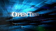 OpenText Capture Center uses advanced document and character recognition capabilities to turn paper documents into machine-readable information. Enterprise Content Management, Neon Signs, Digital, Paper, Character, Lettering