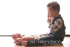 newborn and sibling photography in utah