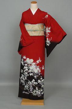 g-hm104b    #1575 Traditional Kimono, Traditional Fashion, Traditional Outfits, Japanese Kimono, Japanese Art, Kimono Dress, Kimono Top, Kimono Fashion, Fashion Outfits