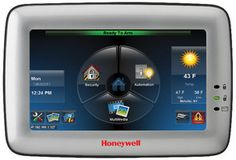 Honeywell Tuxedo Touch Adds Home Automation to Security Systems: Touchscreen brings Internet access and Z-Wave-enabled home automation to Honeywell Vista security panels; system integrates with ZigBee-enabled smart meters.