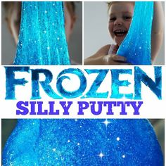 {POPULAR BLOG POST}  This is listed as one of our most viewed blog posts at the moment!  You can find all the instructions (plus a video tutorial) on how to make your own Frozen Silly Putty on our website. link in bio  #frozen #sillyputty #sensoryplay #frugalfun ❄️ Jen x