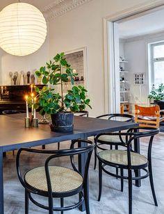 Lotta Agaton's home | Odengatan 35