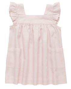 Woven Twill Dress | Purebaby