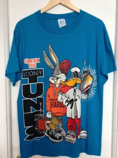 Crank the Looney Tunes T-Shirt