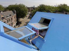 Image 21 of 21 from gallery of Didden Village / MVRDV. CHILDREN'S WINDOWS