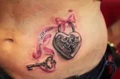 key and lock tattoo - Google Search