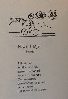 Av Piet Hein Klub, Projects For Kids, Wise Words, Verses, Haha, Poems, Mindfulness, Wisdom, Humor