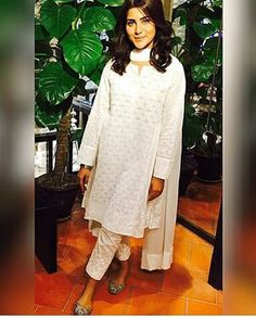 Pakistani actor Sohai Ali Abro, in an outfit by Generation & khussay.