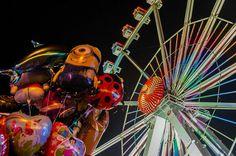 #Bremen #Luftballons #Minions #Riesenrad