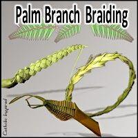 A Few Ways to Braid Palms...