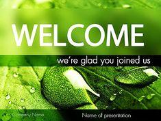 http://www.pptstar.com/powerpoint/template/green-organization/ Green Organization Presentation Template