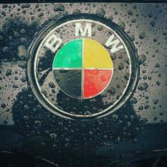 THE MARLEY Bimmer logo....BOB MARLEY & THE WAILERS. A BMW is the first car driven by every Marley off-spring.