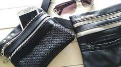 Heuptas, ook te gebruiken als schoudertas. Ideaal voor op vakanties.