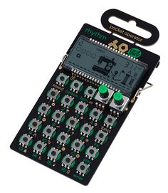 Teenage Engineering PO-12 rhythm #Thomann