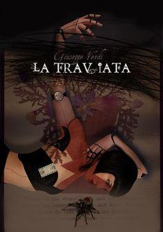 La Traviata 70x100cm