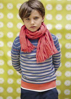 #Stripes: Viver à #risca! | #benetton #camisola #trendy