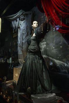 Ralph Lauren. See London's fashionable Christmas windows sparkle