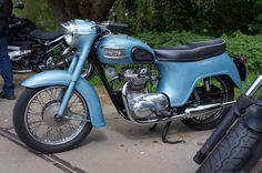 Triumph 350cc Bathtub