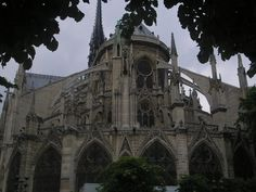 Paris - Notre Dame - so much beautiful architecture and history