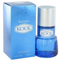 Kanon Kool By Kanon Eau De Toilette Spray 3.4 Oz