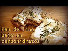 PAN DIET BAJO EN CARBOHIDRADTOS - IDEAL PARA TU DIETA Baked Potato, Low Carb, Bread, Healthy, Ethnic Recipes, Food, Youtube, Tasty Food Recipes, Healthy Recipes