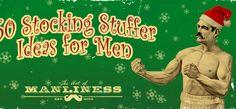 50 Stocking Stuffer Ideas for Men