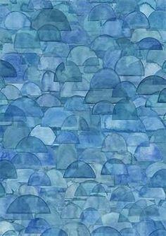 wholesale dealer 9cca6 48393 Blue Wallpaper Textile Prints, Textile Design, Art Prints, Abstract  Pattern, Abstract Art
