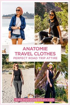 Stylish & Comfortable Summer Outfits For Your Road Trip with Anatomie - Travel Pockets Comfortable Summer Outfits, Road Trip Outfit, Perfect Road Trip, Mesh Jacket, Baggy Clothes, Cargo Jacket, Fashion Deals, Travel Tips, Travelling Tips
