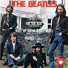 """""""Here Comes The Sun,"""" The Beatles"""