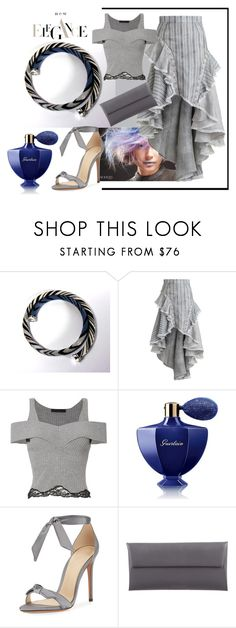 """One style for Vertigo!"" by colchico ❤ liked on Polyvore featuring Zimmermann, Alexander Wang, Guerlain, Alexandre Birman, Jil Sander, necklace, handmadejewelry and madeinItaly"