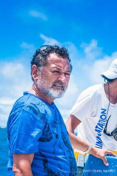 Franck Tehaamatai. Perliculteur. Gérant de Tahiti Pearl Market. Propriétaire des fermes perlières de Fakarava, Ahe, Takaroa.