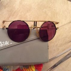 Vintage Cazal sunglasses Vintage sunglasses has some signs if wear. My mom bought these in the 80's so they are true vintage fashion. cazal Accessories Sunglasses