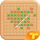Download Tic Tac Toe V 3.2.0:        Here we provide Tic Tac Toe V 3.2.0 for Android 4.1++ Tic Tac Toe comes with a lot of exciting and unique features. It has a beautifully designed 10×10 board and a number of colorful icons to select. Play against a strong Artificial intelligence or invite your friends to play with you...  #Apps #androidgame #TazcotechGames  #Board http://apkbot.com/apps/tic-tac-toe-v-3-2-0.html