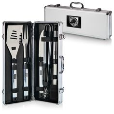 Fiero BBQ Set Tailgating Grill Tools - US Army Military Academy Black Knights