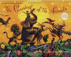Activities to accompany Carnival of the Animals