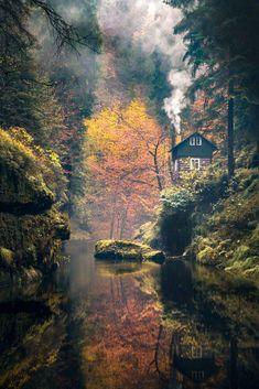 ***A fairytale scene (Czech Republic) by İlhan Eroglu on 500px ch.c.