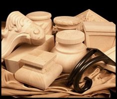 Osborne Wood Products - great source for cabinet and furniture feet and legs when building your own.