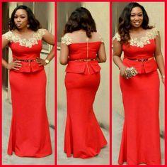 African Fashion Ankara, Latest African Fashion Dresses, African Print Fashion, Women's Fashion Dresses, African Lace Styles, African Prom Dresses, Long Dress Design, Lace Dress Styles, Africa Dress