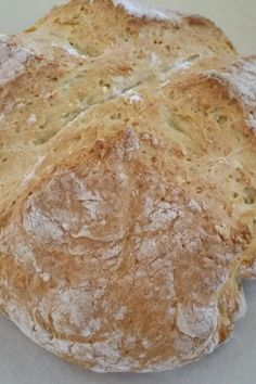 Real Irish soda bread was and is a simple loaf made with just a few ingredients, swiftly put together and baked. Here's an old family recipe for your St. Irish Bread, Irish Soda Bread Recipe, Bread Recipes, Cooking Recipes, Savoury Recipes, Brunch Recipes, Traditional Irish Soda Bread, Irish Recipes, Irish Meals