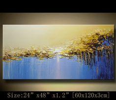 Arte Deco arte de acrílico de la pared grande por xiangwuchen
