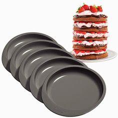 5 layer cake pan