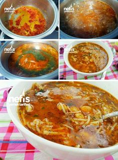 How to make Hanım Ağa Soup Recipe? The illustrated explanation of Hanım Ağa Soup Recipe in book and photographs of those who try it are here. Yummy Recipes, Easy Casserole Recipes, Soup Recipes, Yummy Food, Drink Party, Turkish Recipes, Ethnic Recipes, Baked Fish Fillet, Middle Eastern Recipes