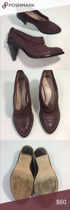 Plenty by Tracy Reese Gina bootie Plenty by Tracy Reese Anthropology Gina bootie. Leather upper and sole. UIGC Anthropologie Shoes Heels