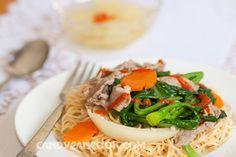 Mì xào bò - Beef Noodles