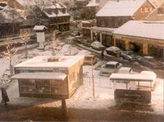 Valby Tingsted i vinterstemning 1981