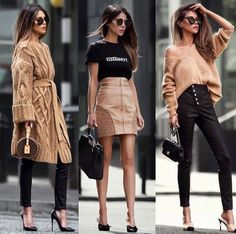 Cool Street Fashion, Street Style Women, Cool Outfits, Fashion Outfits, Womens Fashion, Amazing Outfits, Fashion Clothes, Fashion Ideas, Fashion Inspiration
