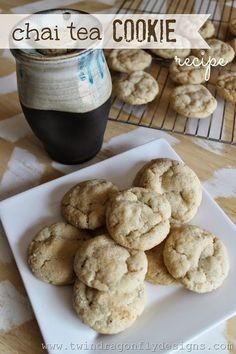 Chai Tea Cookie Recipe