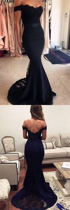 prom dresses,evening dresses,navy blue prom dresses,sexy mermaid prom dresses,sexy back evening dresses,prom dresses for teens,off the shoulder prom dresses,