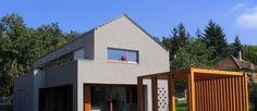 Tornácos ház 2.0 – a megvalósult épület